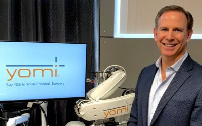 Dr. Bruce Smoler, The First and Only in Michigan to Perform Robotic Assisted Dental Implant Procedures